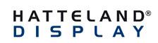 hatteland display logo